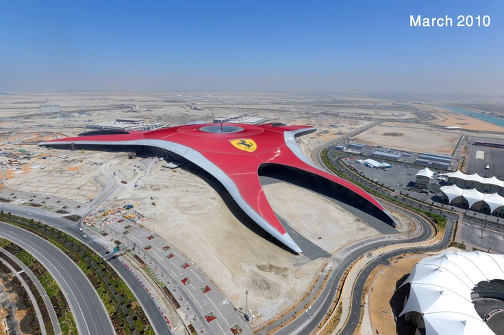 Ferrari World - Abu Dhabi.