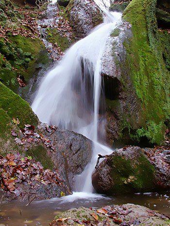 Lillafüredi vízesés - Miskolc - Hungary