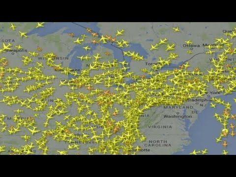FAA: Flight delays due to computer problem  Aug 15, 2015(2)