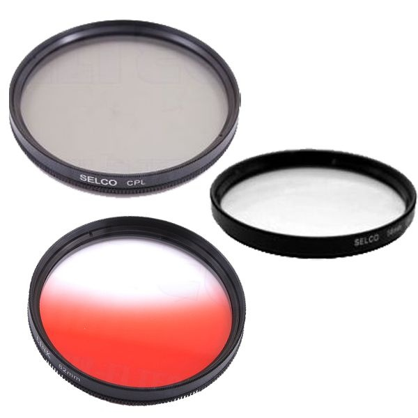 Set of 3 SELCO Filters of 67 CPL mm + UV + half red + little hubcap of 67 mm Price 27$ http://www.fotograficzneakcesoria.pl/zestaw-3-filtrow-selco-67-mm-cpl-uvpolowkowy-czerwony-dekielek-67mm,id227.html