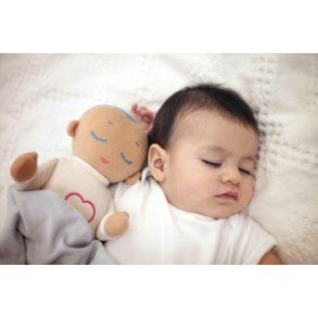 Lulla Doll Sovevenn med Hjerteslag og Pusterytme