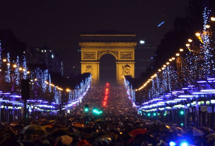 Bienvenida al 2013 | Fotogalería | Actualidad | EL PAÍS | París