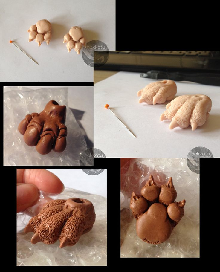 random paws by Hakkatu
