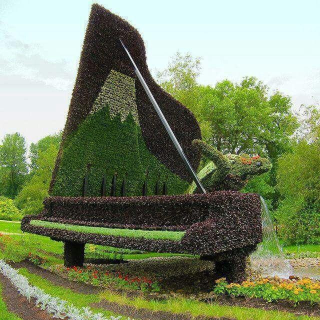 Pi di 25 fantastiche idee su sculture da giardino su - Arte e giardino ...