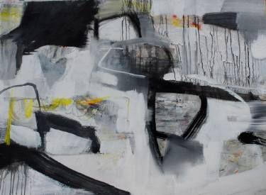 "Saatchi Art Artist pina loves; Painting, ""Resuscitate"" #art"