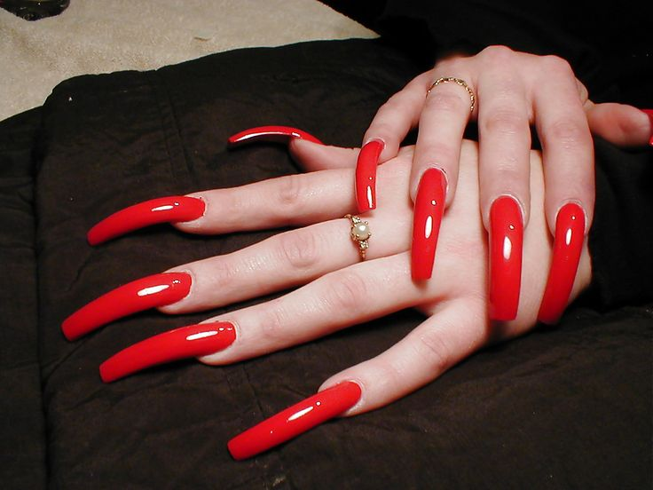 326 best Ultra Long nails images on Pinterest | Long nails ...