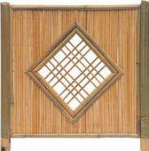 Te koop Bamboe schermen  Prijs 84,70 euro (incl btw) Geeft de tuin een oosters karakter.