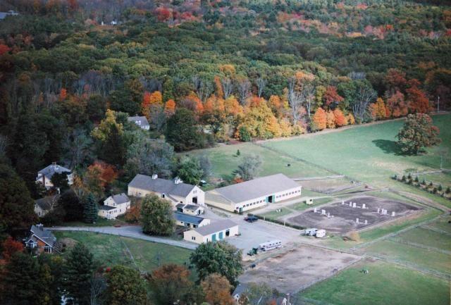 Stoneymeade Farm in Concord, Massachusetts | Barns & Farms ...