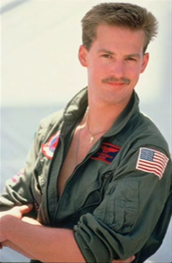 Anthony Edwards Top Gun | Magnificent Movie Mo'sAnthony Edwards in Top Gun