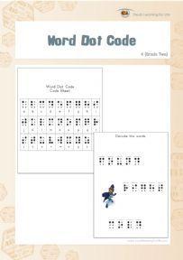 Word Dot Code 4 - Individual File Download