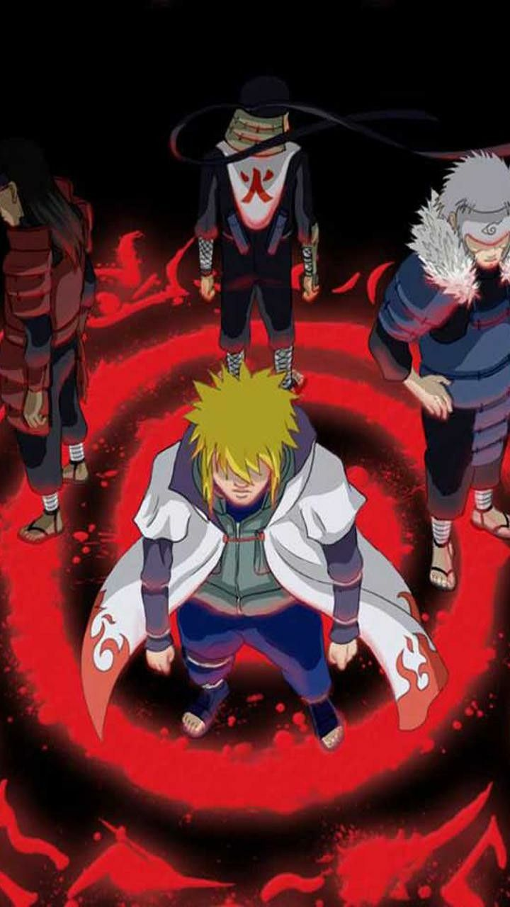 online store 33528 6934f The 4 Hokage   aaaanime   Live wallpapers, Live wallpaper iphone ...
