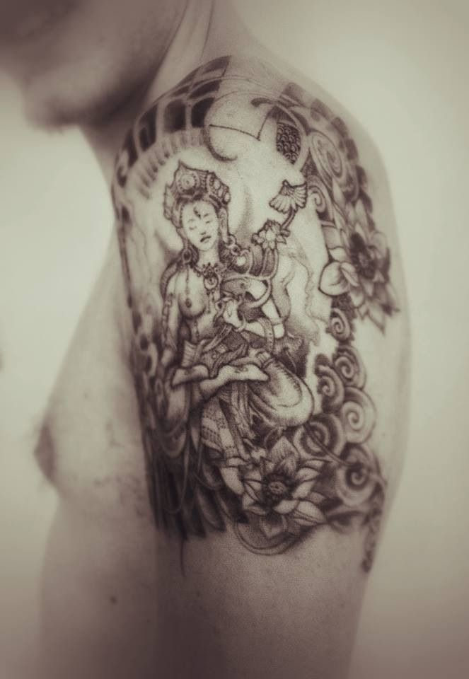 17 Best images about Tattoo on Pinterest  Posts, Artworks and Green tara