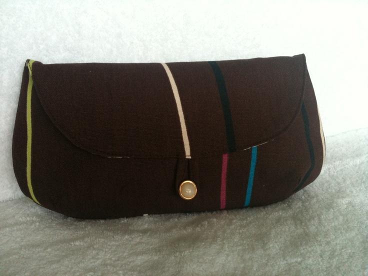 Clutch - Cosmetics Bag.
