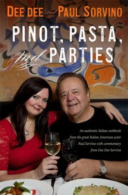 Dee Dee and Paul Sorvino do their best to make everyday a party. They celebrate life and being with each other in big and small ways as often as they can. They believe that the best way to celebrate or to solve the problems of the world is with a nice glass of wine and bountiful meal. No subject is taboo at their lively dinner table-especially when cocktails are served!