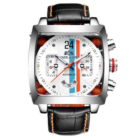 Driver Straton 24h Du Montre Homme MansMontres Igb7f6Yvy