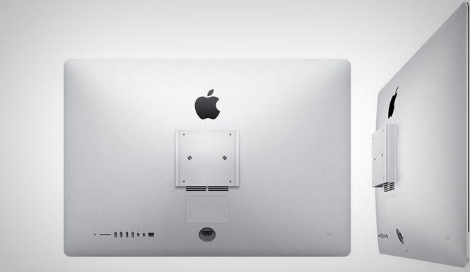 New iMac VESA mounts