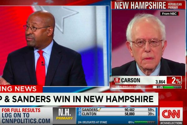 Michael Nutter finds Bernie Sanders' comments on Blacks, Latinos 'slightly offensive'