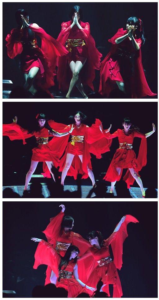 Perfume Flawless Red #jpop