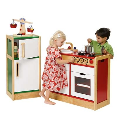 Kidkraft Red Vintage Kitchen 53173 Cabinets Sizes 23 Best Kids Images On Pinterest | Play Kitchens ...