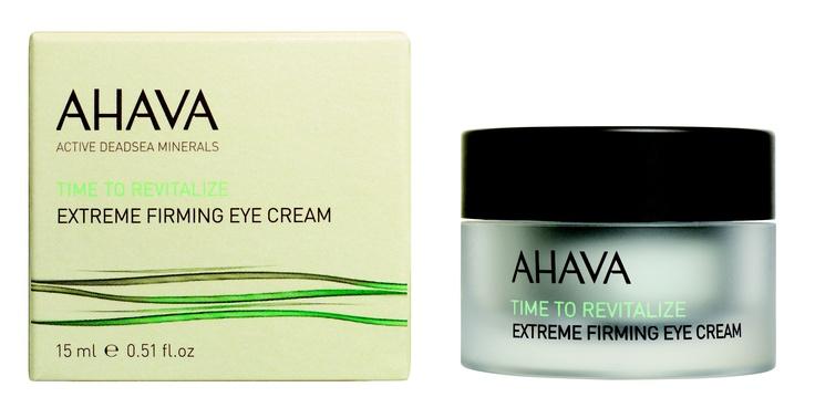 Ahava Extreme krem redukujący zmarszczki i ujędrniający skórę okolic oczu