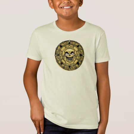 Pirates of the Caribbean Aztex Gold Disney T-Shirt - click to get yours right now!