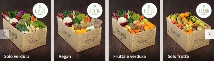 Cortilia: acquistare frutta e verdura con un click