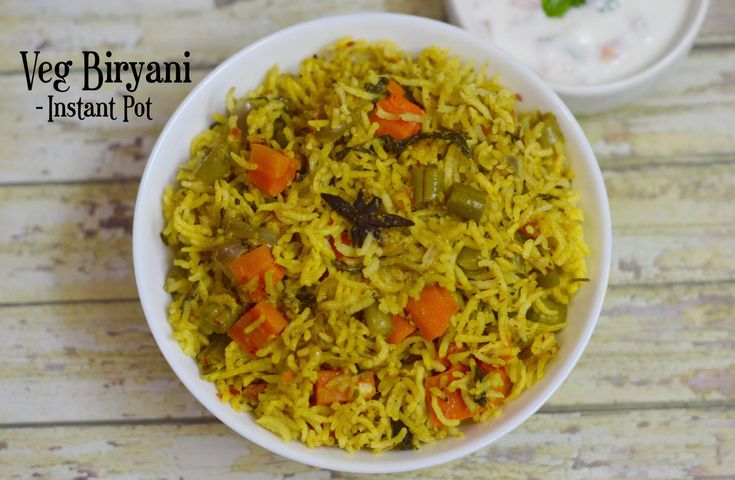 Instant Pot Veg Biryani Recipe for making Vegetable Biryani in INSTANT POT/Pressure Cooker.South Indian Tamilnadu style biryani using basmati or seeraga samba rice. This recipe shows preparing biryani using homemade biryani masala paste. You can also try my other INSTANT POT recipes like Instant Pot Coconut Milk Pulao Instant Pot Jeera/Cumin Rice Instant Pot Bisibelebath/Hot … … Continue reading →
