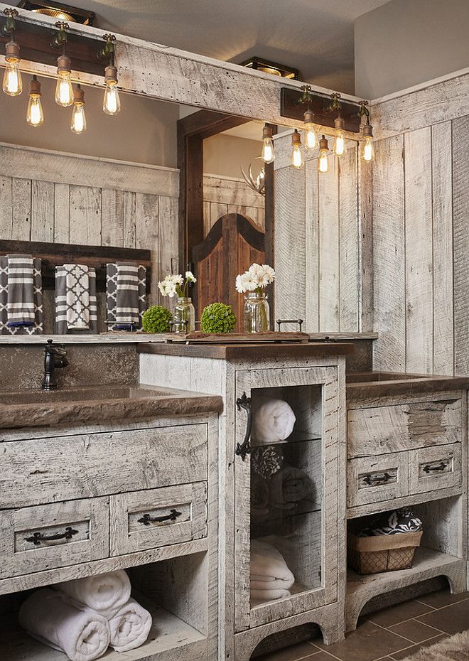 Rustic Bathroom Remodel Ideas best 25+ rustic bathrooms ideas on pinterest | country bathrooms