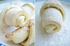 Безумно вкусные и нежные рогалики из творожного теста » http://kakrecept.ru/