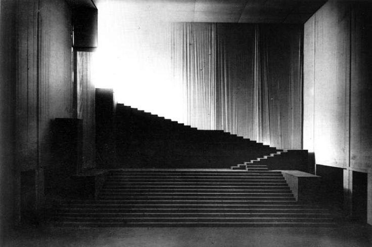 Adolphe Appia (1862-1928) — acteur, espace, lumière, peinture   Tombolo