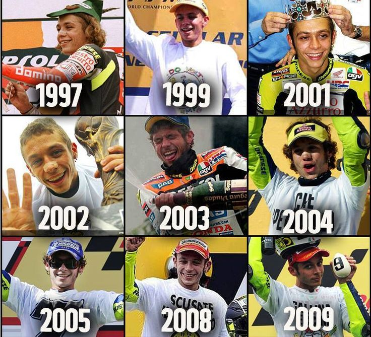 Everyone has a bad day! Let us not forget all that Valentino Rossi made the sport we love!