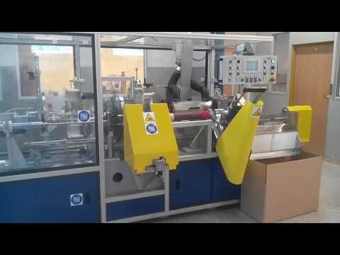 #Shirring machine for #frankfurter (#hot #dog) casing: - #polyamide - #collagen…