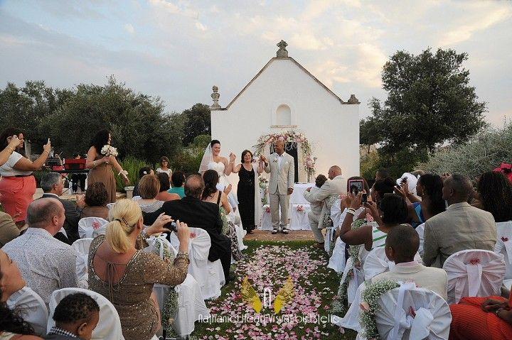 Love this wedding!  by Michela & Michela www.italianweddingcompany.com