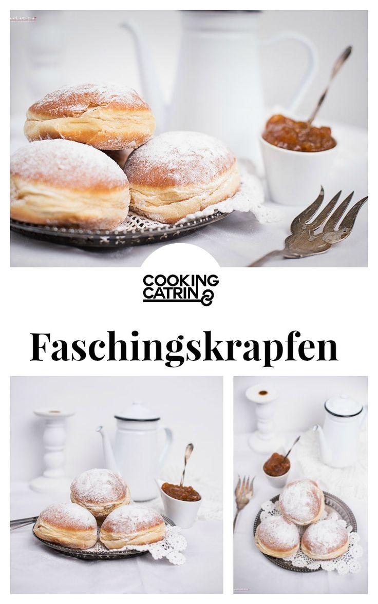 Faschingskrapfen, Krapfen, Traditionsrezept, österreichisches Rezept, Rezept aus Österreich, Krapfen Rezept, Krapfen mit Marillenmarmelade, austrian donuts, carnival recipe, carnival donuts, Faschings Rezept, traditional recipe, austrian recipe, donuts with jam filling, austrian, traditions...http://www.cookingcatrin.at/faschingskrapfen-mit-marillenmarmelade/