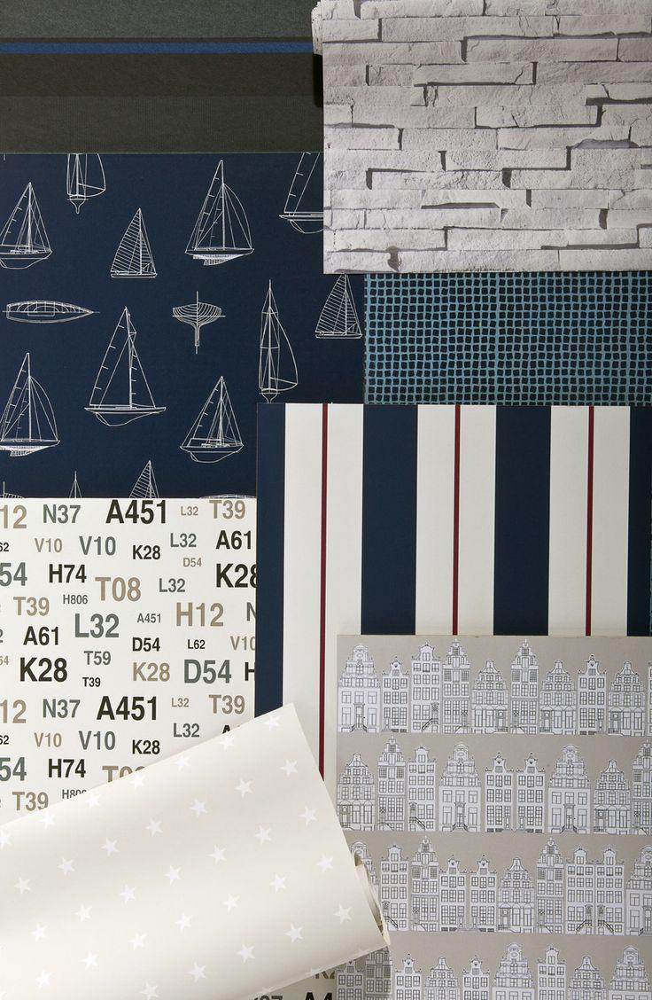 les 25 meilleures id es concernant papier peint marine sur. Black Bedroom Furniture Sets. Home Design Ideas