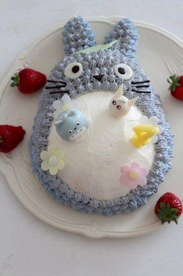 Les 312 meilleures images du tableau totoro cakes sur for Mon voisin cuisine