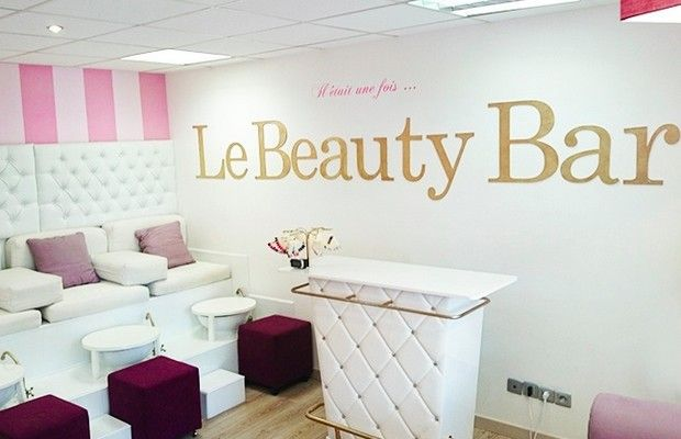 LE BEAUTY BAR / Institut girly et cosy à Créteil.
