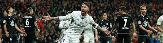 Cronica Real Madrid-Deportivo: Ramos lo ha vuelto hacer