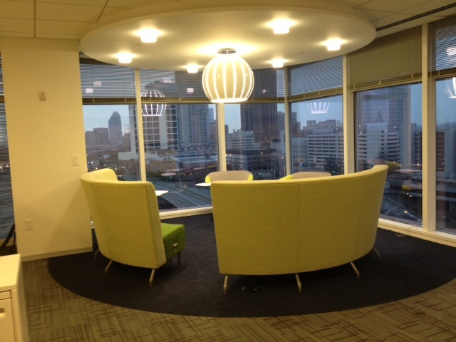 17 best images about arcadia installations on pinterest escondido california furniture and - Ernst young chicago office ...