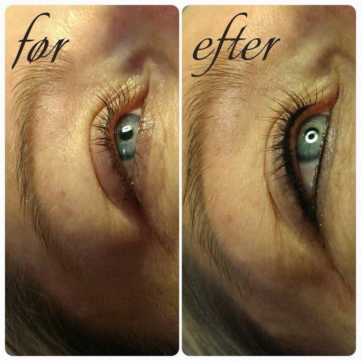 Eye liner  By Amanda Isabel . BEAUTY INN Tlf : 88617167 www.beautyinn.dk
