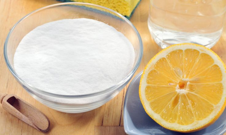 4 DIY Household Cleaners Made With Ingredients You Already Have