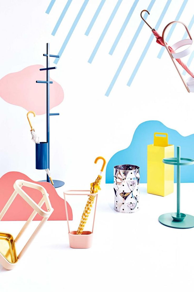 Best Buys: new umbrella stands. Photography by Brett Steven. Styling by Natalie Johnson. From the March 2017 issue of Inside Out Magazine. Available from newsagents, Zinio, https://au.zinio.com/magazine/Inside-Out-/pr-500646627/cat-cat1680012#/, Google Play, https://play.google.com/store/newsstand/details/Inside_Out?id=CAowu8qZAQ, Apple's Newsstand,https://play.google.com/store/newsstand/details/Inside_Out?id=CAowu8qZAQ, and Nook.