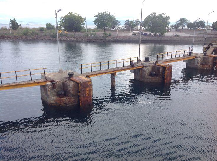 Pelabuhan Kayangan Lombok Timur, 24/12/2014