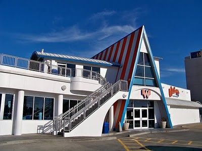HOME OF WHATABURGER - CORPUS CHRISTI TX....AND THE ONLY 2 STORY WHATABURGER