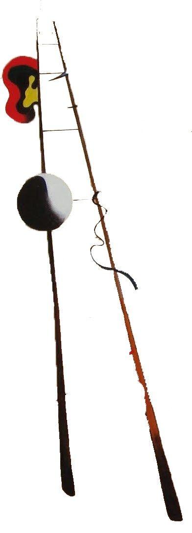 Hoy os contamos una propuesta para acercar la figura y la obra de Joan Miró a vuestros chavales a partir de maravilloso cuadro El Carnaval de Arlequín