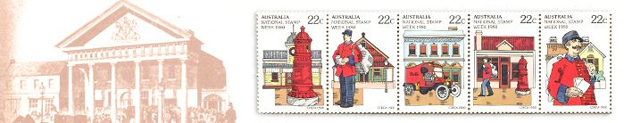 "PRE-PAID STAMPED STATIONERY - While an Englishman, Rowland Hill came up with the idea of pre-paying postage with a ""stamp"" in 1837, NSW Australia was the first place to pioneer the use of stamps. Sydney's Postmaster General introduced a system of pre-payment for letters in November 1838. Two years later, on 6 May 1840, the first stamp was issued in England – the Penny Black."
