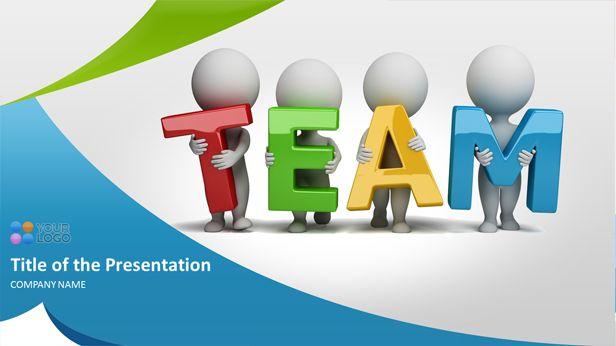 Free Download Teamwork Presentation | Free Powerpoint Templates ...