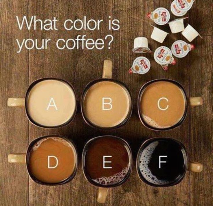 Well…That is an easy one…I will take mine as C coffee is good for you but too much is not good it's all with moderation
