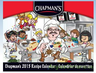 Chapmans  Free 2015 Calendar and Cool Kids Club Games