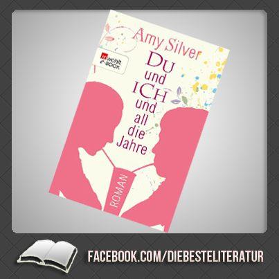 Du und ich und all die Jahre - Amy Silver  Ein Roman über Liebe und Lebensentscheidungen. Man kann es einfach nicht weglegen!  http://amzn.to/1fDRcuW